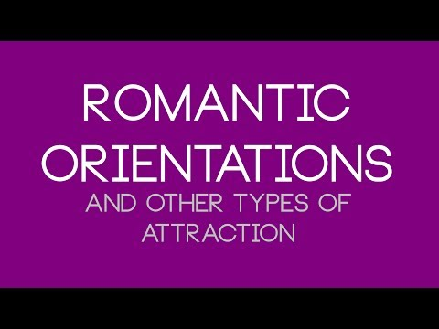 QAC 03 - Romantic Orientations & Other Types of Attraction