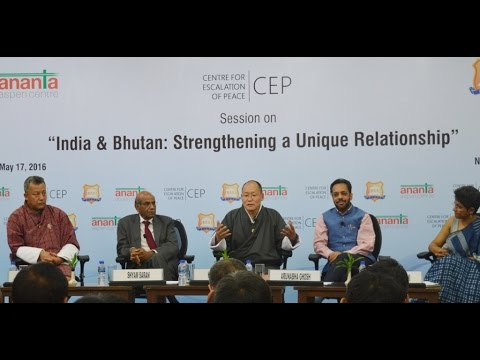 India & Bhutan: Strengthening a Unique Relationship