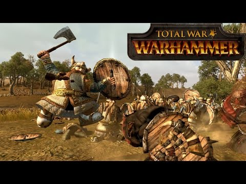 Total War Warhammer Dwarf Faction Focus 1