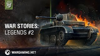 War Stories: Legends #2