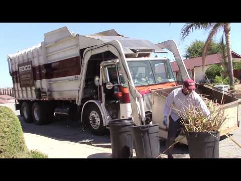 EDCO Waste & Recycling Services of Poway, CA (Part II)