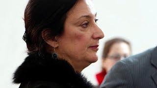 """Ermordete Journalistin auf Malta: """"Ist das Europa oder Russland?"""""""