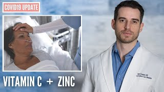 Vitamin C and Zİnc Studies Report - COVID 19 Update