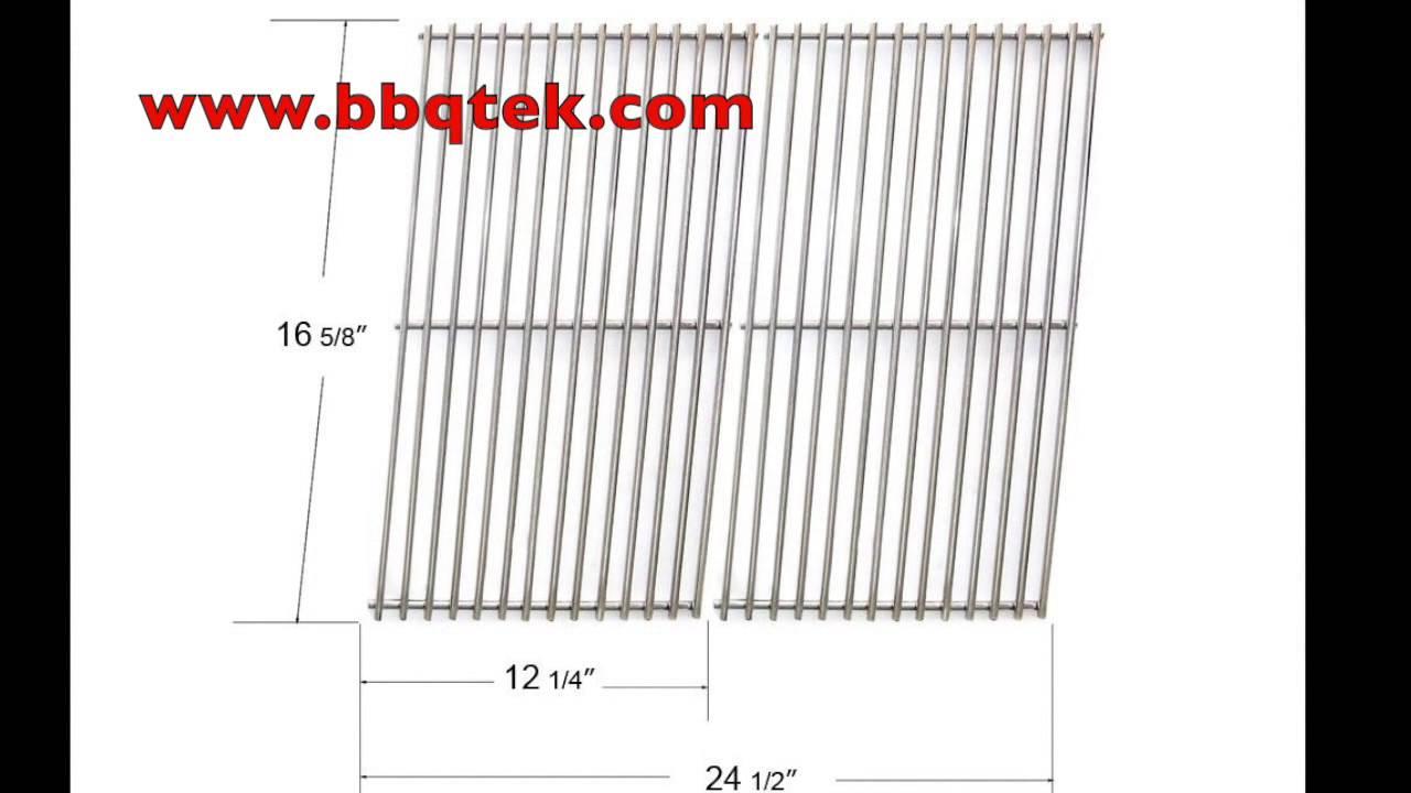 BBQTEK 52932 Grill Parts Char Broil, Weber, Master Forge