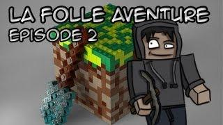 La folle aventure de la KoD sur Minecraft | Episode 2