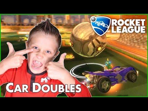 Car Doubles / Rocket League
