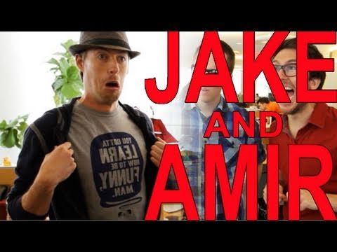 Jake and Amir: Jake's New Shirt