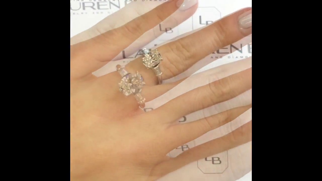 1 Carat Diamond Rings  Walmartcom