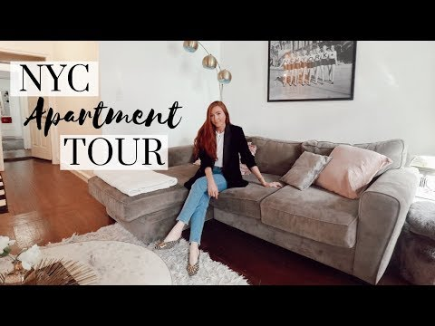 my-nyc-apartment-tour- -retro-flame