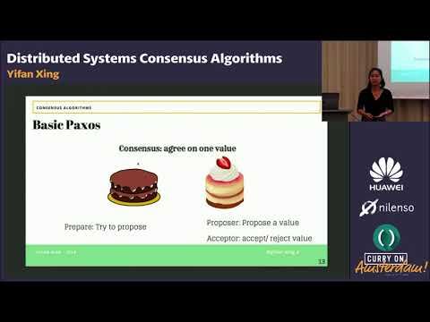 Yifan Xing - Distributed Systems Consensus Algorithms