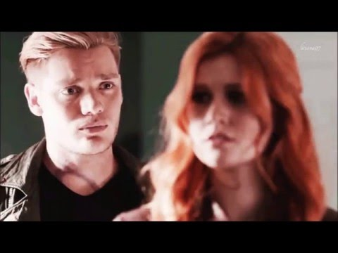► Jace and Clary || We are fire
