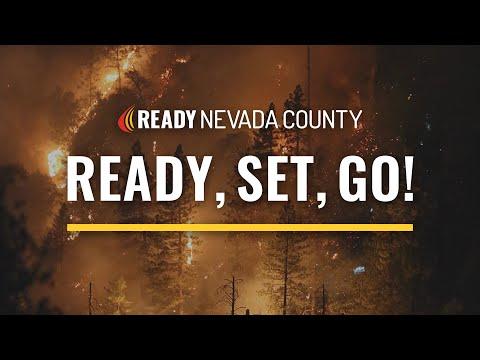 Ready Nevada County: Ready, Set, Go!