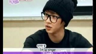 B2ST Idol Maid Cut ; Kikwang English
