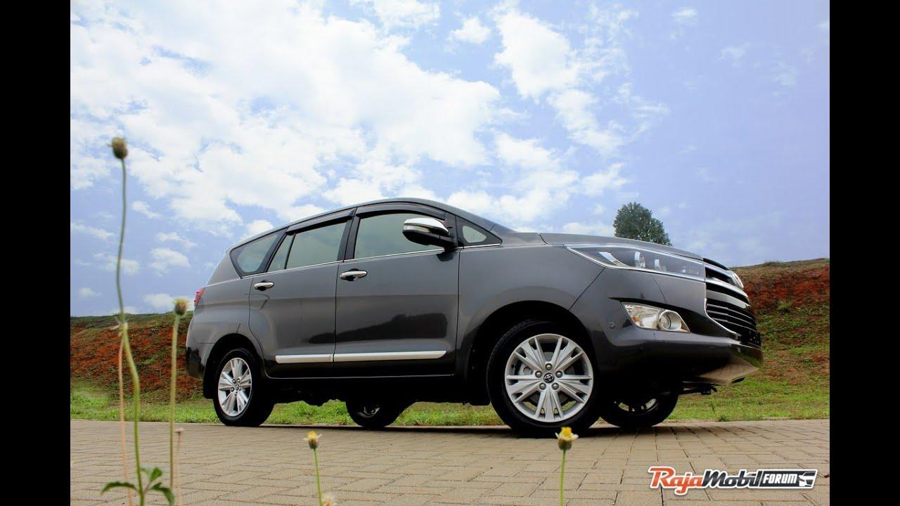 Forum All New Kijang Innova Tipe Q Toyota Youtube