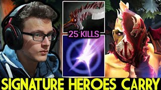 MIRACLE [Anti Mage] Signature Heroes Hard Carry 1000 XPM 7.23 Dota 2