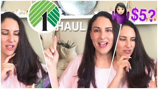 Dollar Tree Haul | $5 items at Dollar Tree? Whaaaaaat?