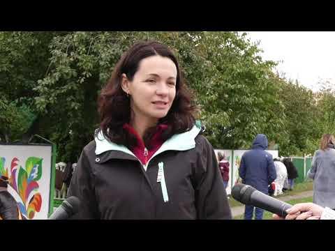 Телеканал Ексклюзив: У Самчиках розмальовують хати
