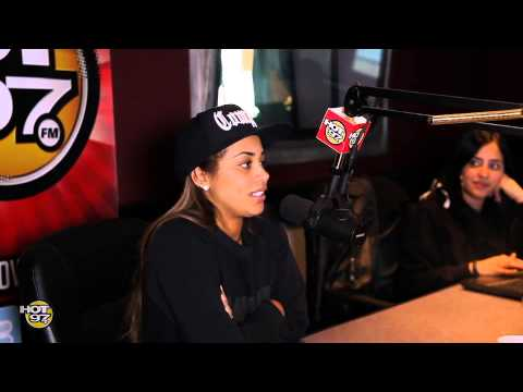 Thumbnail: Lauren London opens up on her relationship with Lil Wayne & Kissing Terrence J