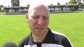 Niko Koutroubis über die neue Saison mit VfL Sindelfingen