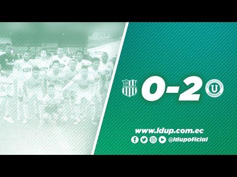 Gualaceo 0-2 Liga de Portoviejo | @LDUPoficial