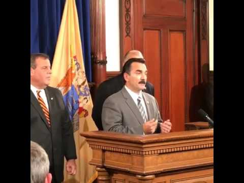 Assembly Speaker Vincent Prieto on the new Transportation Trust Fund agreement