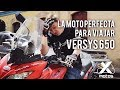 LA MOTO PERFECTA PARA VIAJAR KAWASAKI VERSYS 650