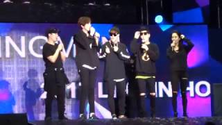 [170325] Running Man LIVE in Hong Kong應援影片 — 現場版 / Running Man LIVE in Hong Kong Fans VCR — Live