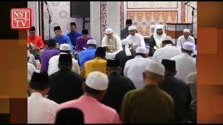 DPM attends tahlil, Yasin recital organised by Masjid Tanah Umno