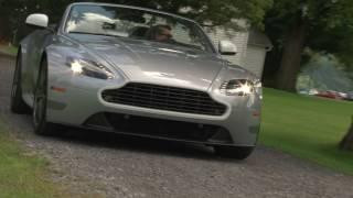 Aston Martin V8 Vantage GT 2015 Videos
