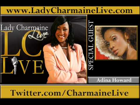 Adina Howard Talks about Her TVONE 'LIFE AFTER' Episode on Lady Charmaine Live