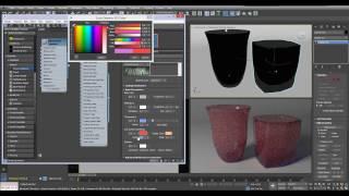 3Dsmax 2017 Art Render Tutorial