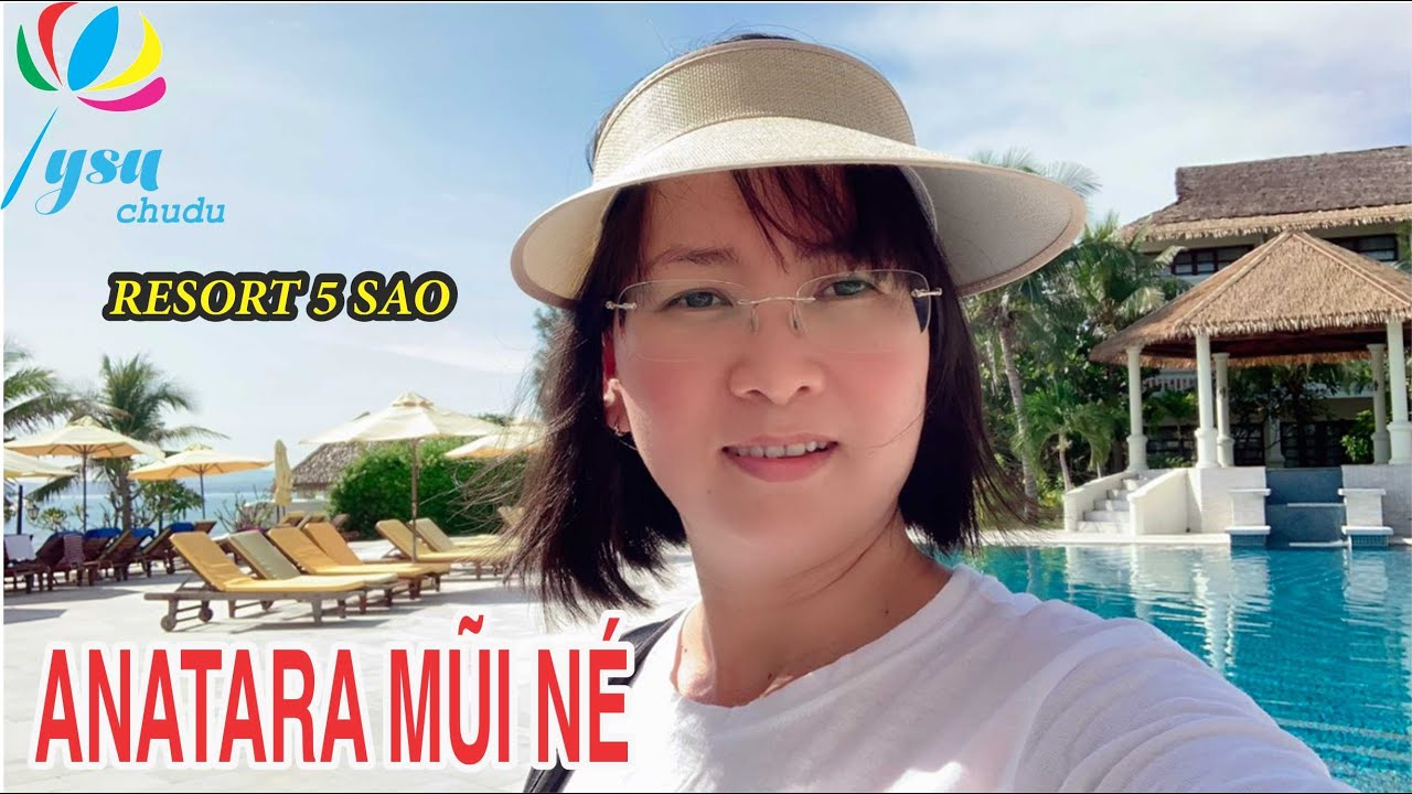 Resort&Spa 5 sao xinh lung linh giá rẻ hết hồn Anantara Mui  ne phan thiết #tysuchudu #travel