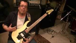 Soundgarden - Outshined - Guitar Lesson by Mike Gross