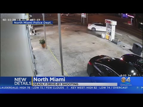 Police Searching For White Car At Scene Of North Miami Triple Shooting