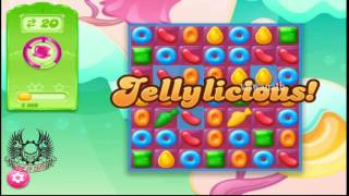 How to Play Candy Crush Jelly Saga | Gameplay Level 1 | Online | Game Of Death