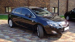 Opel Astra J 2011 - Секонд Тест(Opel Astra J 2011 1.6 Turbo АКПП., 2016-06-04T15:54:40.000Z)