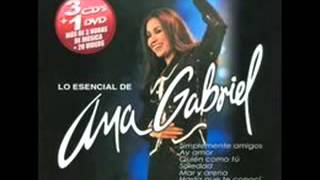 Repeat youtube video ANA GABRIEL   60 GRANDES EXITOS   LO ESENCIAL DE ANA GABRIEL   MIX