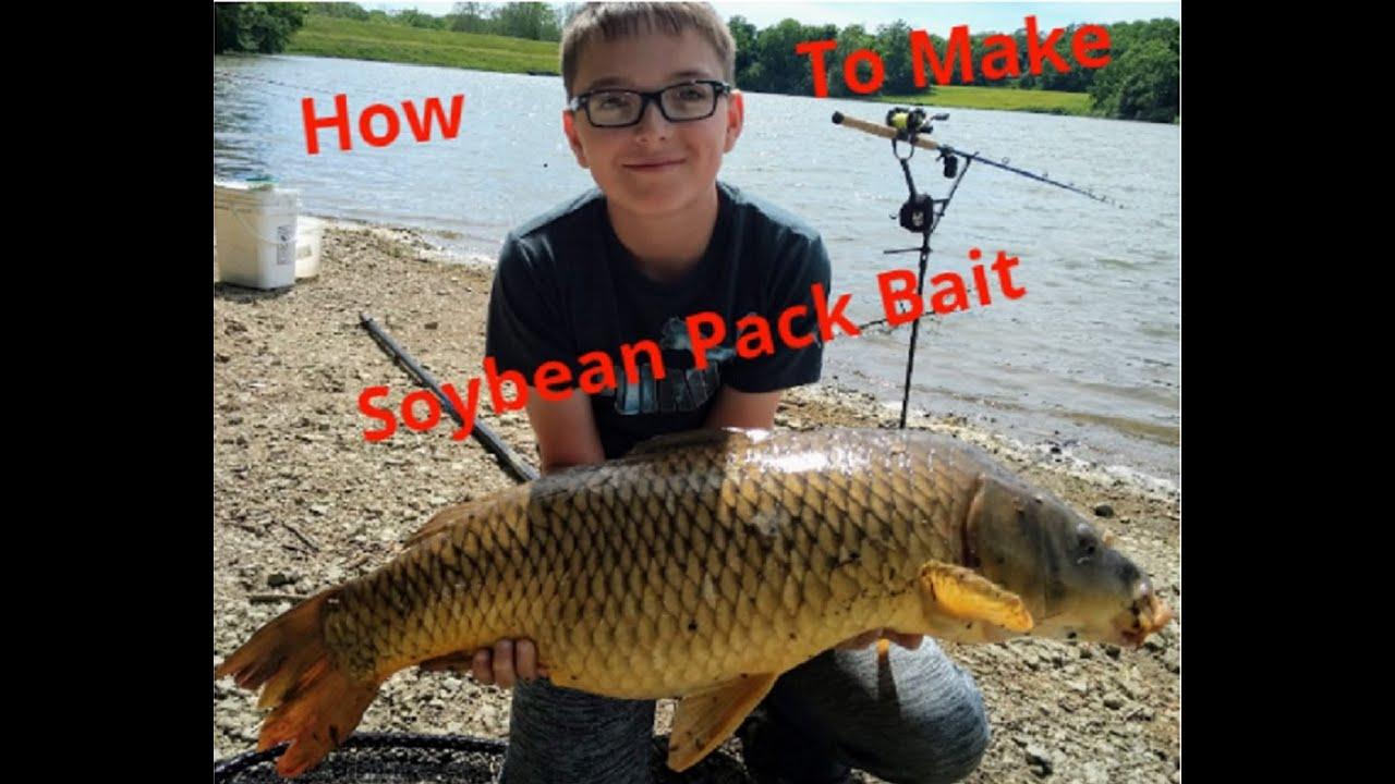 Buffalo 3 Lbs Millet Soybean Carp Fishing Bait Carp Bait Bait A Hole Yellow