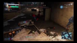 #14 PS4[Marvel's Spider-Man]やってみる [綾葵@ayaki]