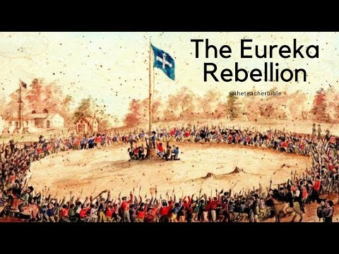 eureka rebellion