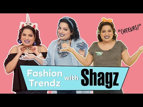 Mallika Dua Decodes | Fashion Trends With Shagz | MissMalini Fashion | MissMalini