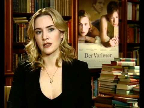 Kate Winslet On Playing Hannah Schmitz In The Reader