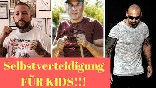 Kinder - Verteidigung aus der Sicht von Selbstverteidigungs Experten!!!