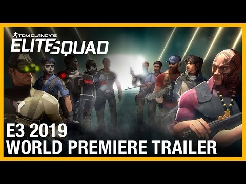 Tom Clancy's Elite Squad is a mobile game that unites the Clancyverse