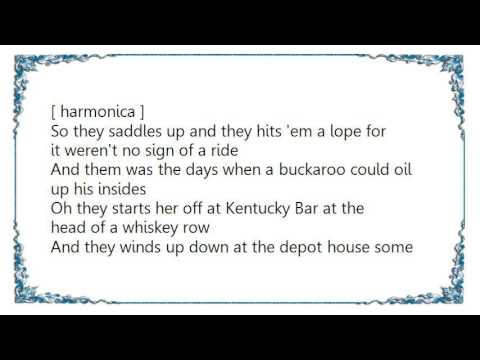 Chris LeDoux - Tie a Knot in the Devil's Tail Lyrics