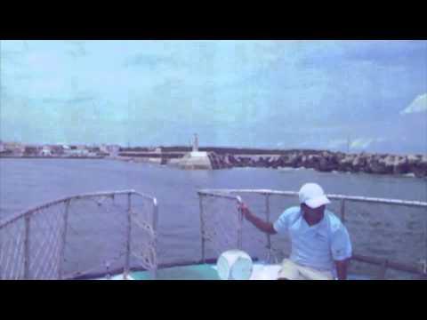 Penghu - Pulling into Jibei Island