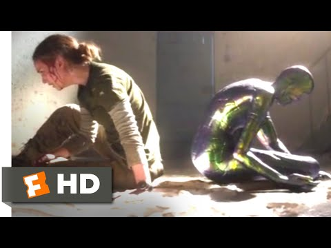 Annihilation (2018) - The Humanoid Scene (9/10) | Movieclips