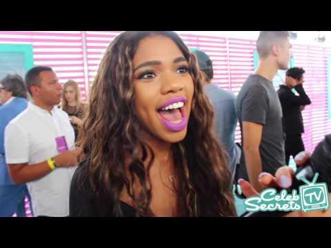 Teala Dunn Interview | TEEN CHOICE 2016