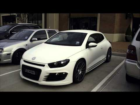 Vw Scirocco Usa >> Volkswagen Scirocco Usa Youtube