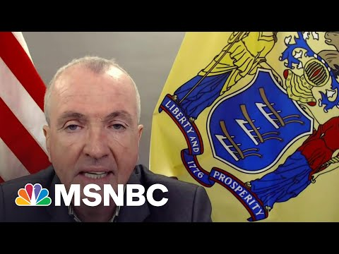 Gov. Murphy: 'We Will Be Here For India' During Worsening Covid Crisis   MTP Daily   MSNBC